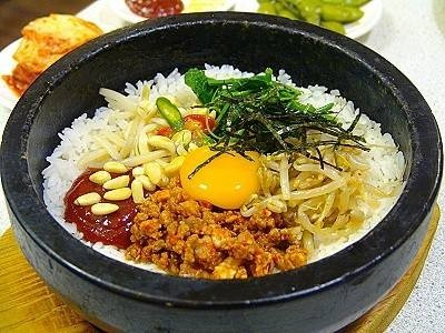 الأرز بالخلطة