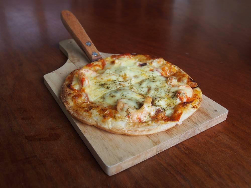 طريقة عمل بيتزا بدون فرن