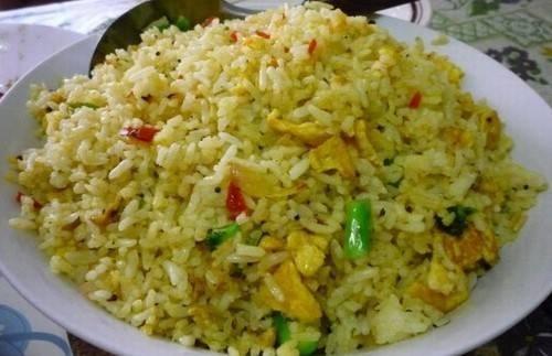أرز على الطريقة الهندية