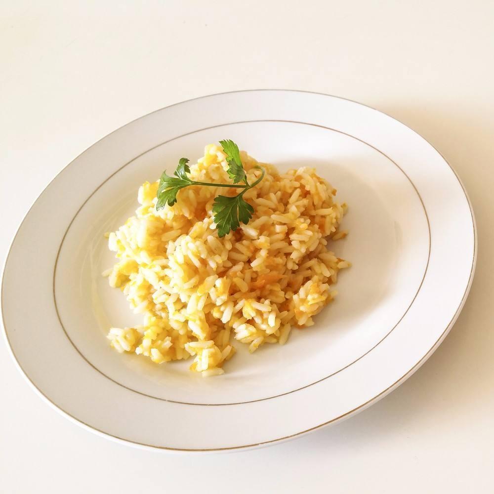 طريقة عمل الأرز بالزبدة و الثوم