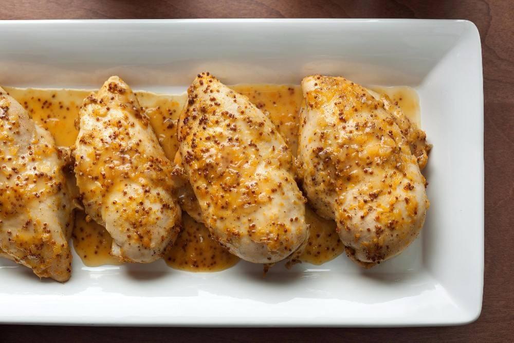طريقة عمل صدور الدجاج بالمستردة والعسل