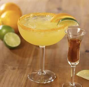 عصير البرتقال بالليمون والزنجبيل