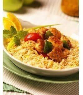 أرز الفرن