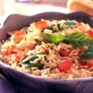 أرز بسمتي بالدجاج
