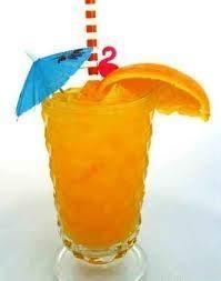 عصير اليوسفي بالصودا