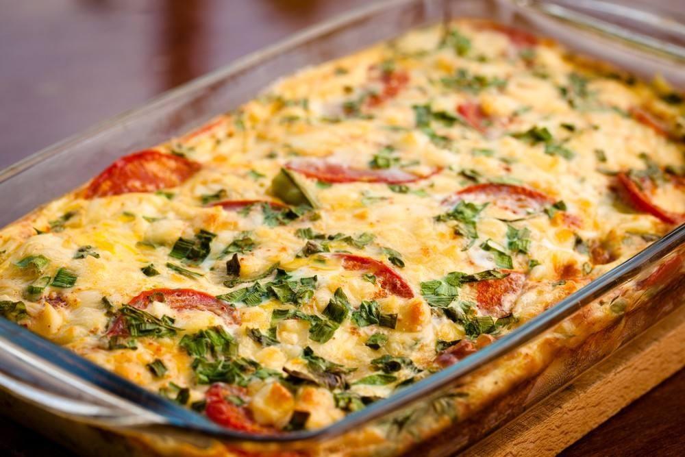 طريقة عمل الكوسة بالطماطم و الجبن الفيتا