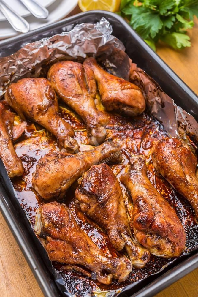 طريقة عمل دجاج بمربى الفلفل الحار