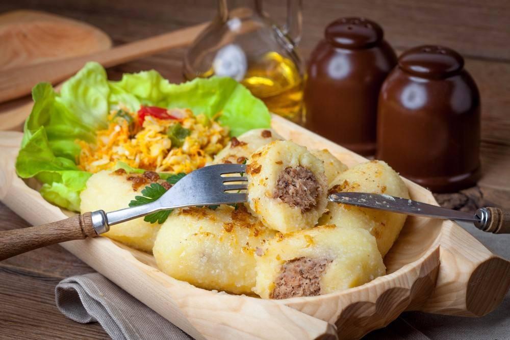 طريقة عمل أصابع البطاطس باللحمة المفرومة